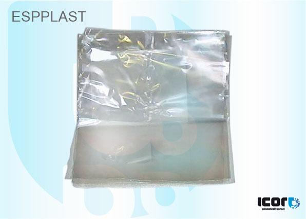 """ESPPLAST <h2 class=""""AHS12B"""" lang=""""en"""">PACKET OF PLASTIC CURING FILM. (UV CLEAR)</h2><br /><h2 class=""""AHS12B"""" lang=""""de"""">PLASTIKFOLIE</h2><br /><h2 class=""""AHS12B"""" lang=""""fr"""">SACHET DE FEUILLES DE PLASTIQUE POUR UV</h2><br /><h2 class=""""AHS12B"""" lang=""""es"""">HOJAS DE PLASTICO PARA UV</h2><br /><h2 class=""""AHS12B"""" lang=""""nl"""">PAK VAN PLASTIC FILM. (UV DOORLAATBAAR)</h2><br />"""