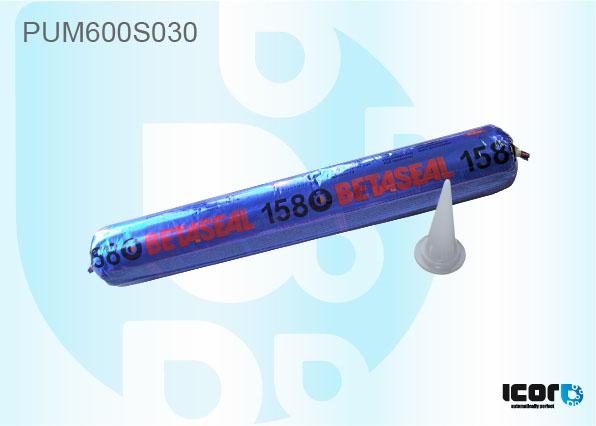 """PUM600S030 <h2 class=""""AHS12B"""" lang=""""en"""">GLASS BONDING PU 1 COMPONENT 30 MIN DRIVE-AWAY - SAUSAGE 600ML</h2><br /><h2 class=""""AHS12B"""" lang=""""de"""">SCHEIBENKLEBSTOFF 1-KOMPONENT 30 MIN WEGFAHRZEIT - BEUTEL 600ML</h2><br /><h2 class=""""AHS12B"""" lang=""""fr"""">COLLE VITRAGE 1 COMPOSANT SECHAGE EN 30 MIN - SAUCISSE 600ML</h2><br /><h2 class=""""AHS12B"""" lang=""""es"""">PEGAMENTO DE CRISTALES MONO-COMPONENTE SECADO EN 30 MIN - BOLSA DE 600ML</h2><br /><h2 class=""""AHS12B"""" lang=""""nl"""">RUITENLIJM 1COMPONENT  30 MIN DROOGTIJD - WORST 600ML</h2><br />"""