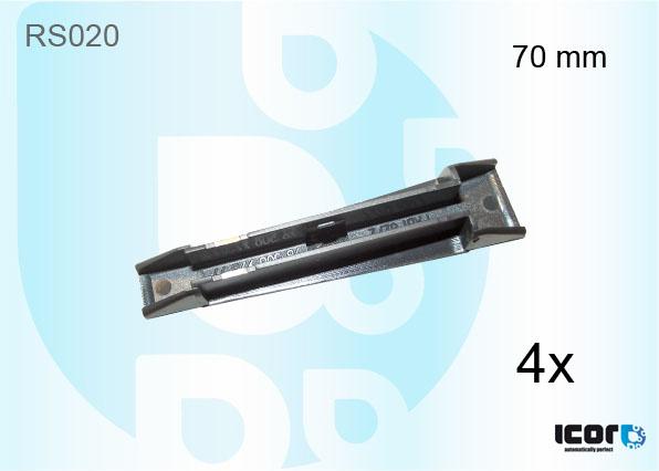 """RS020 <h2 class=""""AHS12B"""" lang=""""en"""">CABLE DUCT 70mm SENSOR PEUGEOT 407 2004-</h2><br /><h2 class=""""AHS12B"""" lang=""""de"""">KABELHALTER 70mm SENSOR PEUGEOT 407 2004-</h2><br /><h2 class=""""AHS12B"""" lang=""""fr"""">GOULOTTE CABLE 70mm DETECT PEUGEOT 407 2004-</h2><br /><h2 class=""""AHS12B"""" lang=""""es"""">CANAL CABLE 70mm DETECT PEUGEOT 407 2004-</h2><br /><h2 class=""""AHS12B"""" lang=""""nl"""">PEUGEOT 407 2004- HOUDER VOOR KABEL VOOR REGENDETECT 8272⁄EN</h2><br />"""