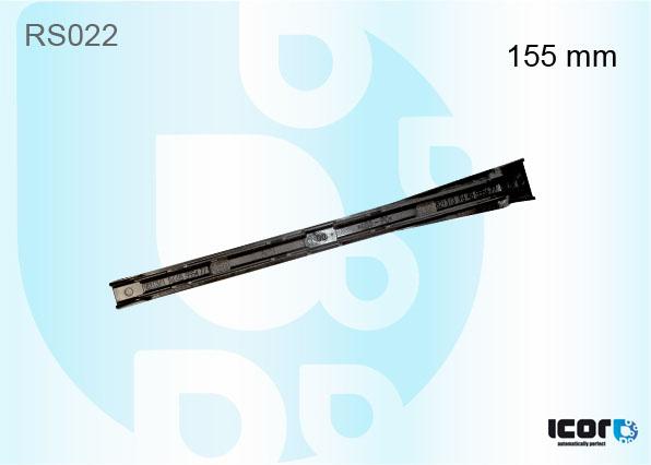 """RS022 <h2 class=""""AHS12B"""" lang=""""en"""">CABLE DUCT 155mm SENSOR PEUGEOT 407 2004-</h2><br /><h2 class=""""AHS12B"""" lang=""""de"""">KABELHALTER 155mm SENSOR PEUGEOT 407 2004-</h2><br /><h2 class=""""AHS12B"""" lang=""""fr"""">GOULOTTE CABLE 155mm DETECT PEUGEOT 407 2004-</h2><br /><h2 class=""""AHS12B"""" lang=""""es"""">CANAL CABLE 155mm DETECT PEUGEOT 407 2004-</h2><br /><h2 class=""""AHS12B"""" lang=""""nl"""">PEUGEOT 407 2004- HOUDER KABEL VOOR REGENDETECT 8213⁄EN</h2><br />"""