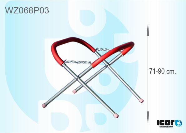 "WZ068P03 <h2 class=""AHS12B"" lang=""en"">WINDSCREEN STAND FOR CARS</h2><br /><h2 class=""AHS12B"" lang=""de"">SCHEIBENTISCH FÜR PKW</h2><br /><h2 class=""AHS12B"" lang=""fr"">TREPIED POUR VITRAGES AUTOMOBILES</h2><br /><h2 class=""AHS12B"" lang=""es"">MESA DE TRABAJO PARA COCHES</h2><br /><h2 class=""AHS12B"" lang=""nl"">BOK VOOR AUTORUITEN</h2><br />"